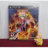 Ultimate Marvel Vs Capcom 3 Play Station Ps3