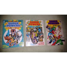 Super Powers - Coleção Completa