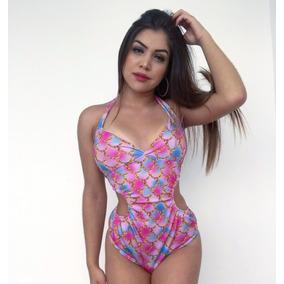 Body Maio Forrada Moda Praia Sereia Dia Bojo Instagram