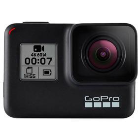 Go Pro Hero7 Camara Video Deportiva Negra Chdhx-701 12mp Hdr