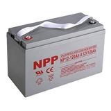 Baterias De Gelatina 12 Voltios 100 Amperes