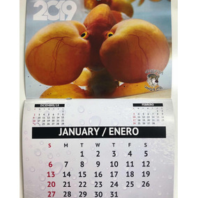 Calendario Goldfish Deluxe 2019.