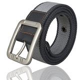 Cinturón De Lona f25f5d71d747
