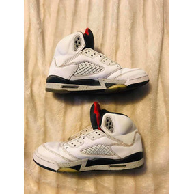 4f2dce97f9b Jordan Retro 5  24 Semi Nuevo Original Swag Side