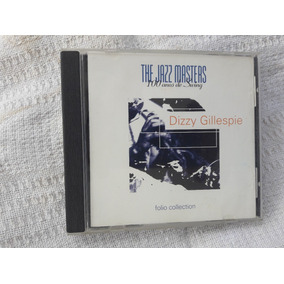 Cd Dizzy Gillespie The Jazz Marters