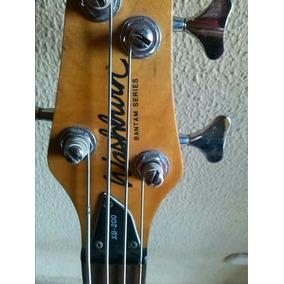 Bajo Electrico 4 Cuerdas, Washburn Xb200