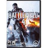 Battlefield 4 Para Origin En Pc, Código Original