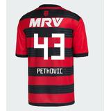 Camisa Flamengo Petkovic - Camisa Flamengo Masculina no Mercado ... 3b37b0e5cf694