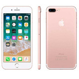 iPhone 7 Plus Ouro Rosa Tela 5,5 4g 128 Gb 12 Mp Mn4u2bz/a