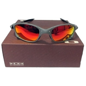 Oculos Juliet Oakley Double X Gold Bad Man Penny Metal Polar e12daed645