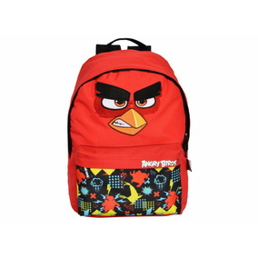Mochila Angry Birds Vm - Abm803603