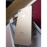 Iphone 7 64gb Dourado Tela 4.7-câm. 12