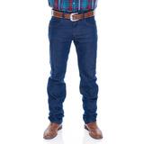 Calça Jeans Country Masculina Kim Amaciada Pbr 84b70c8b7d1