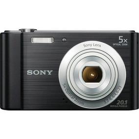 Camera Compacta Sony Cyber Shot Dsc-w800 Nova 20.1 Mp 5x