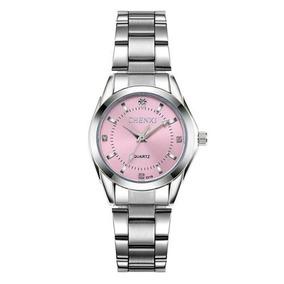 16614930362 Relogio Rolex Com Fundo Rosa - Joias e Relógios no Mercado Livre Brasil