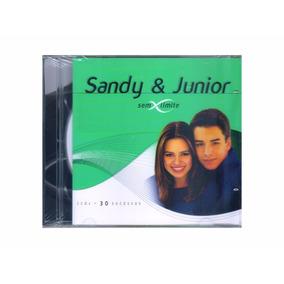 Sandy & Junior Sem Limite Cd Duplo Original Novo Lacrado