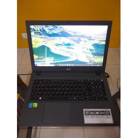 Notebook Acer I7 8gb - Usado Em Ótimo Estado E Formatado