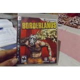 Borderlands Para Ps3