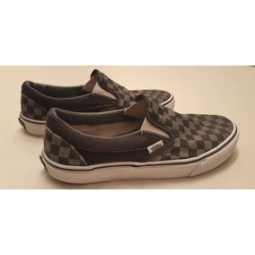 28693d58e1bdf Zapatillas Vans Panchas Cuadrille. Skate - Zapatillas Gris oscuro en ...