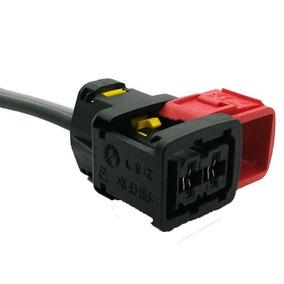 Soquete Plug Conector Radiador Citroen C3