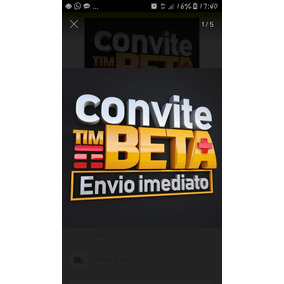 Convite Migração Tim Beta Até 35 Gb + 2000 Min. - Beta Lab