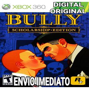 Bully Scholarship Edition Xbox 360 Digital Original Imediato