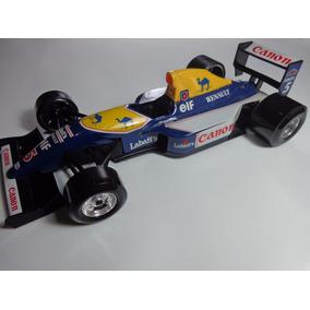F1 Williams Nigel Mansel Bburago 1/24