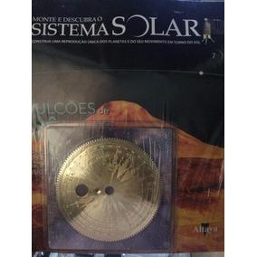 Coleção Monte E Descubra O Sistema Solar Ed. 07