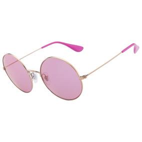 Óculos De Sol Feminino Ray Ban Rb3592 Ja Jo Rosa - Original 4fe05d4e98