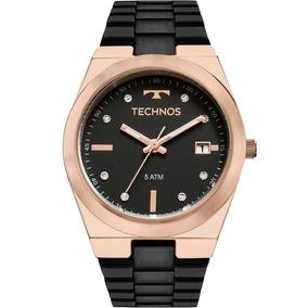 Relogio Feminino Technos Rose - Relógio Technos Feminino no Mercado ... 702cae7002
