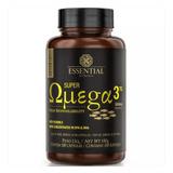Super Ômega 3 Tg 1000mg (180 Caps) - Essential Nutrition