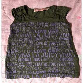 Polo Juicy Couture Para Niña