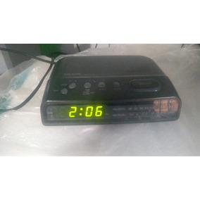 Radio Despertador Aiwa Antigo E Funcionandi