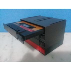 C Box Estojo Para Fitas K7 4 Módulos