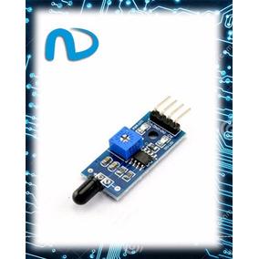 Sensor De Chama Fogo 760 A 1100 Nm
