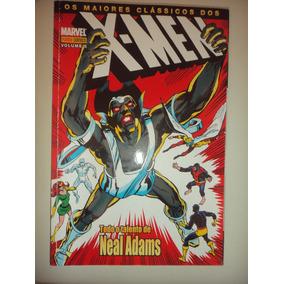 Os Maiores Classicos Dos X Men 5 Panini Neal Adams 2008 Exce