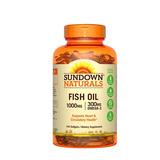 Fish Oil Sundown Naturals 144 Softgels