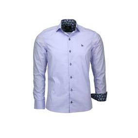 Camisa Amil Servilha Slim Masculina M Longa Lançamento 2019