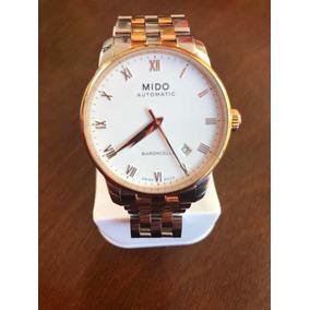e413a5f5cac8 Reloj Mido Baroncelli Automatico Dorado - Reloj para Hombre Mido ...