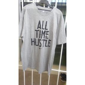 Playera Nike All Time Hustle Original