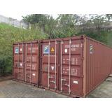 2x Containers Em Ótimo Estado 12 Metros Ou 40 Pés