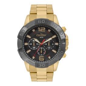 aef75d2a648 Relogio Condor Civic Dourado - Relógios no Mercado Livre Brasil