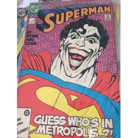 Superman E Action Comics De John Byrne (originais Eua)