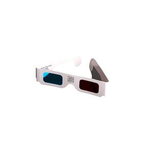 2dfbc60b24176 Vermelho - Ciano ( Azul ) Anaglyph 3 Dimensional Óculos 3d ( por Suntek
