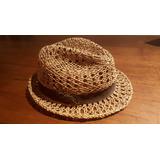5abe0cc1c82bd Sombrero De Mimbre en Mercado Libre Chile