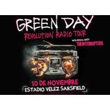 Plateas Green Day Estadio Velez