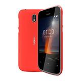 Nokia Rojo 4g 8gb Dual Sim Liberado Android 8.1 Oreo 12 Msi