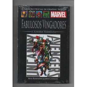 Col Oficial De Graphic Novels Fabulosos Vingadores #132