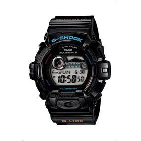 b7d5e655426 Relogio Casio G-shock Gwx-8900-1dr Multiband Solar G-lide