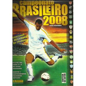 Álbum Vazio Campeonato Brasileiro 2008